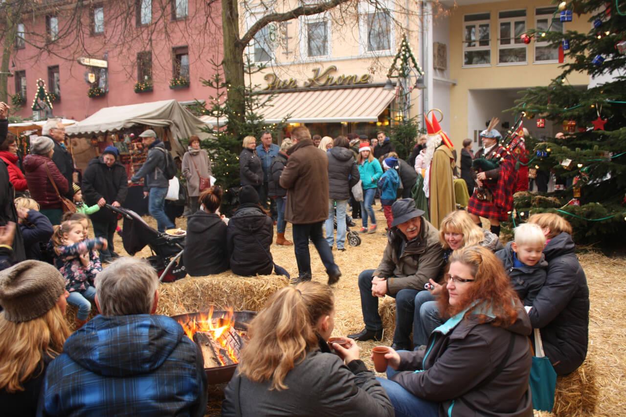 Nikolausmarkt in Remagen am Rhein
