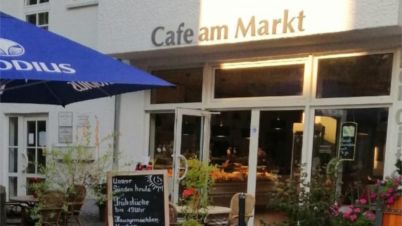 Café am Markt in Remagen-Oberwinter