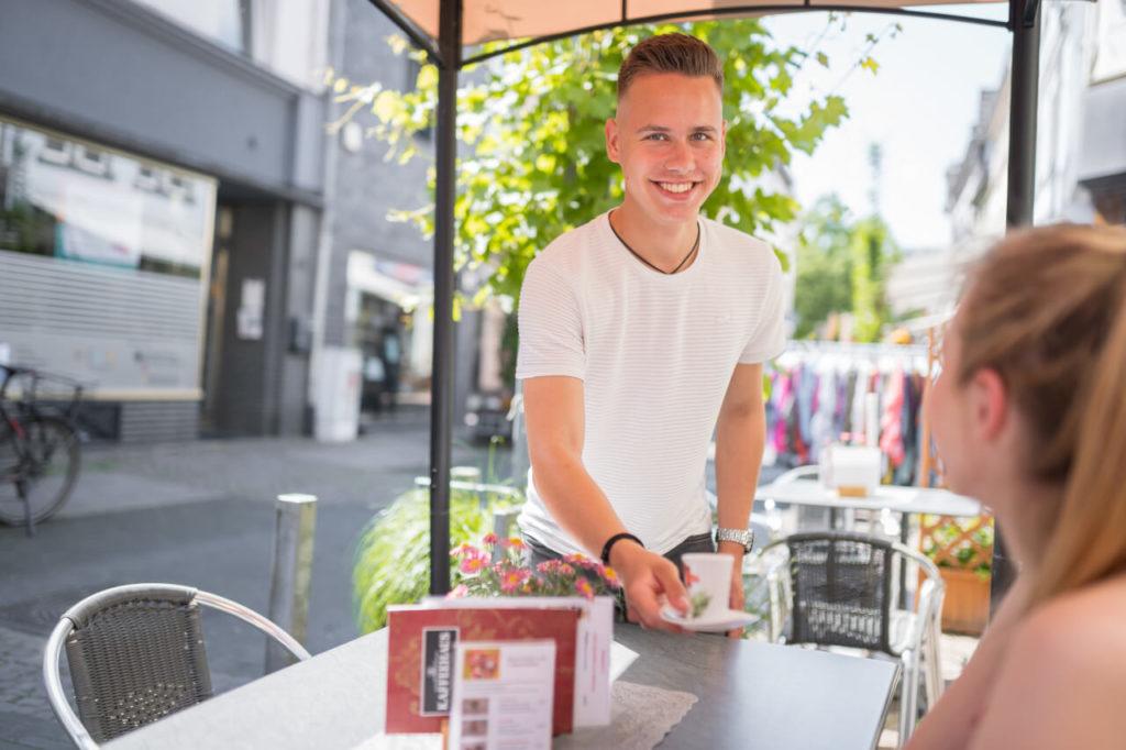 Kaffeehaus in Remagen